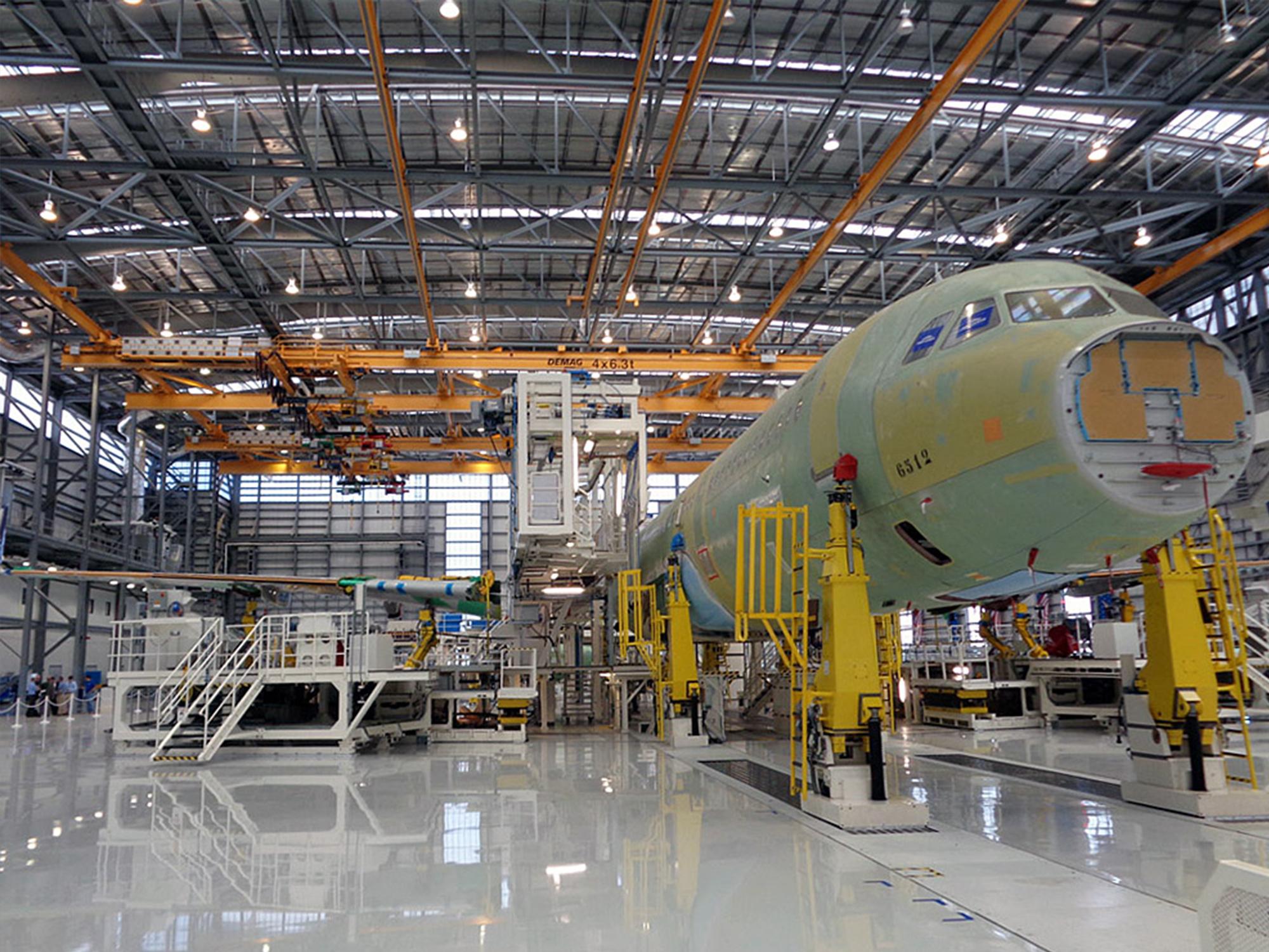 Airbus FAL USA - HPM